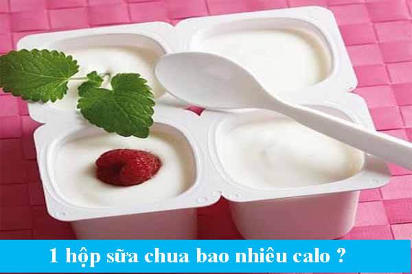 1 hộp sữa chua bao nhiêu calo? Ăn sữa chua như thế nào để giảm cân?