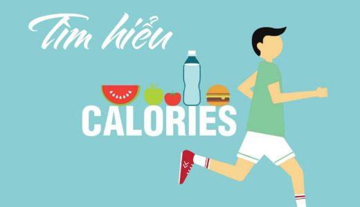 Calories là gì ? Tất tần tật thông tin về calories?