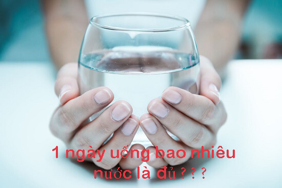 1 ngày nên uống bao nhiêu nước? Uống thế nào để tốt cho sức khỏe?