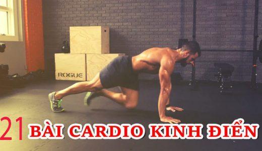 Cardio là gì ? Cách tập Cardio hiệu quả