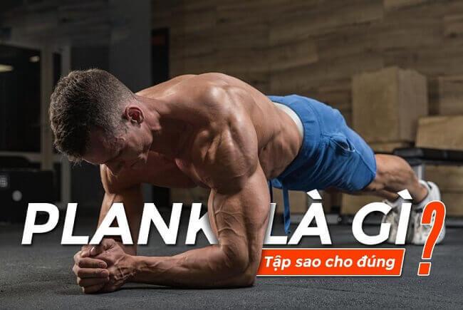 Plank là gì? Cách tập plank đúng cách