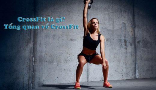 Crossfit là gì ? Tập Crossfit như thế nào?
