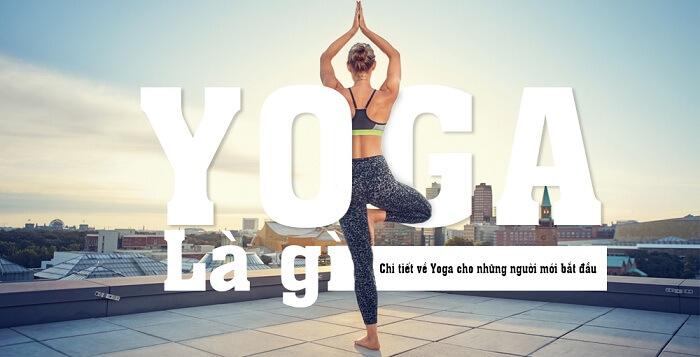 Yoga là gì ? Lợi ích khi tập yoga ?