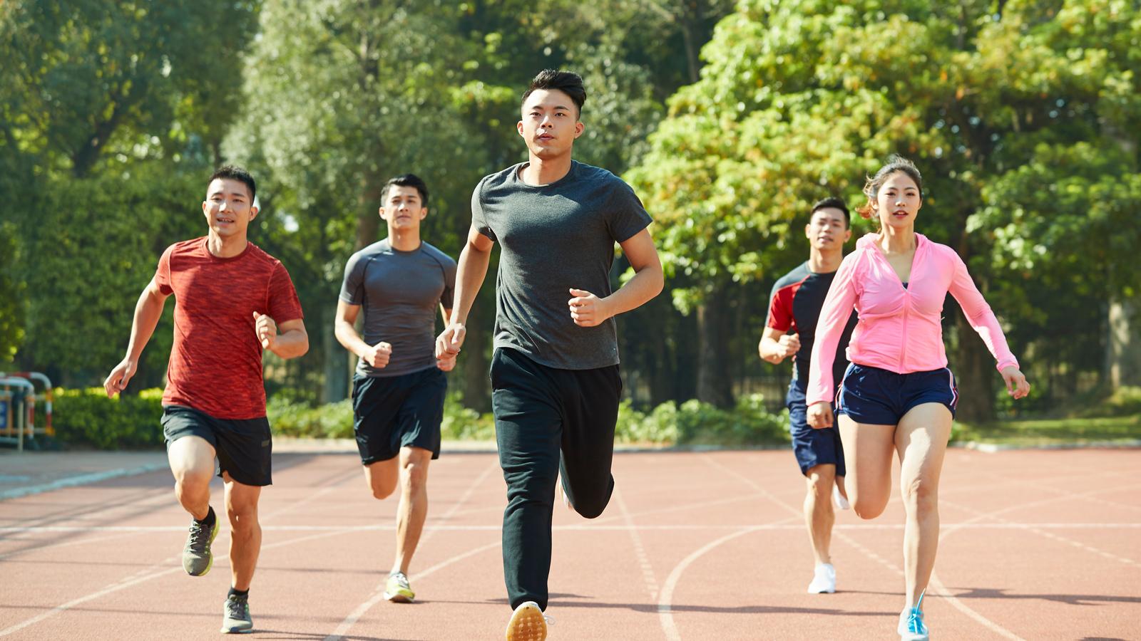 Bí quyết chạy bộ không mệt, không tốn sức