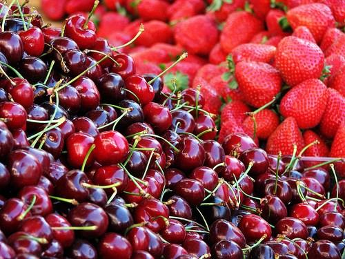 Ăn cherry có tác dụng gì? Những tác dụng không ngờ bạn chưa biết?