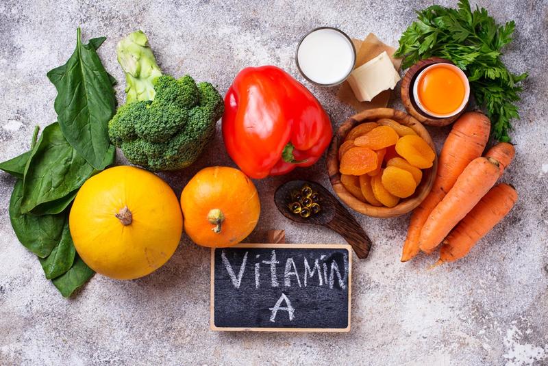 Vitamin A? Công Dụng - Vai Trò Của Vitamin A