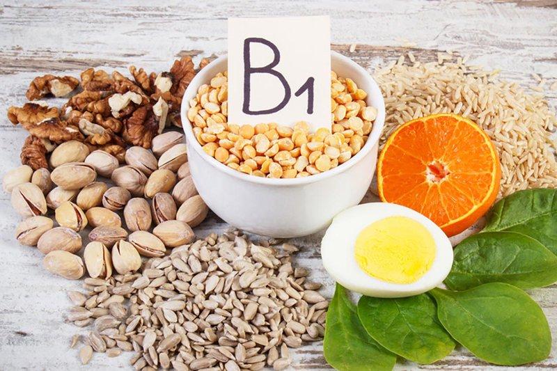 Vitamin B1- Vai Trò Và Công Dụng Của Vitamin B1