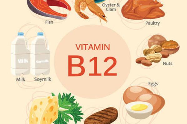 Vitamin B12 ? Công Dụng - Vai Trò Của Vitamin B12