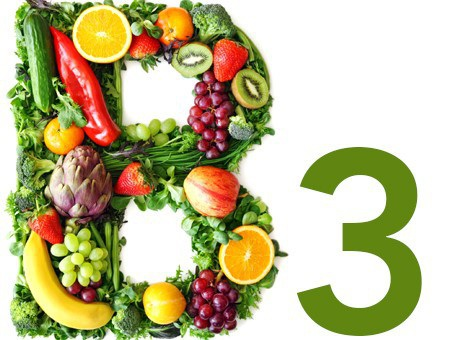 Vitamin B3 là gì ? Công Dụng - Vai Trò Của Vitamin B3