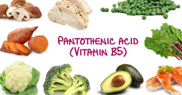 Vitamin B5 là gì? Công Dụng - Vai Trò Của Vitamin B5