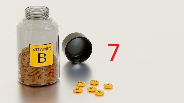 Vitamin B7 là gì? Công Dụng - Vai Trò Của Vitamin B7
