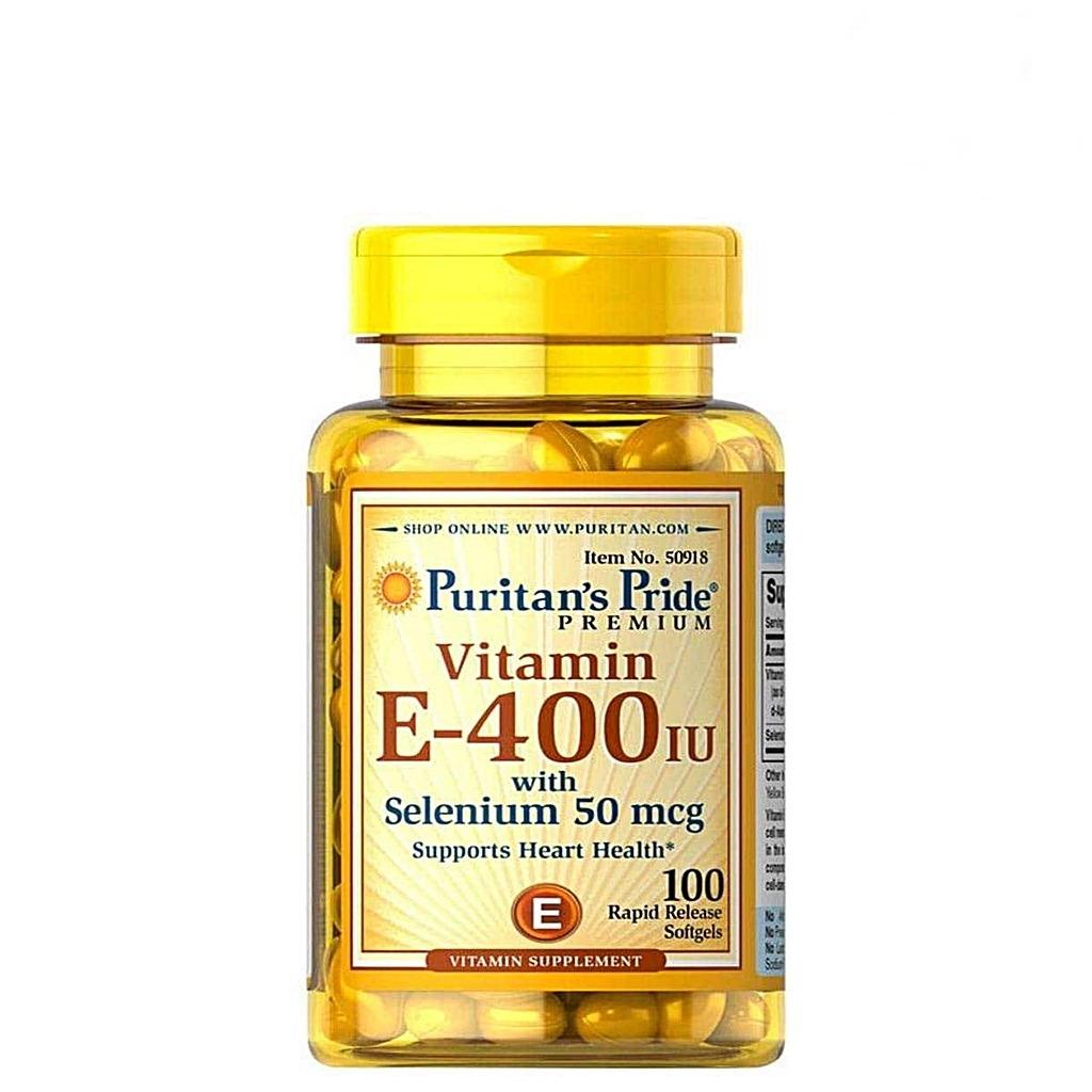 Vitamin E 400 là gì ? Công Dụng - Vai Trò Của Vitamin E 400