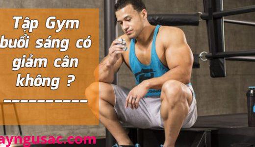 Tập Gym Có Giảm Cân Không?