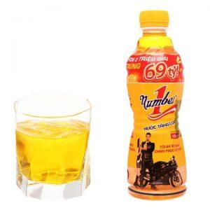 1 chai number one bao nhiêu calo? Uống number one có tốt không?