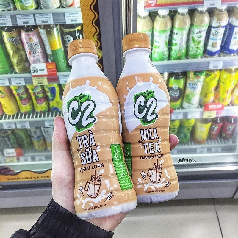 Uống C2 nhiều có tốt không? 1 chai C2 bao nhiêu calo?