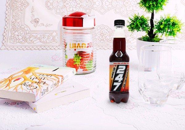 1 chai wake up 247 bao nhiêu calo? Uống wake up 247 có béo không?