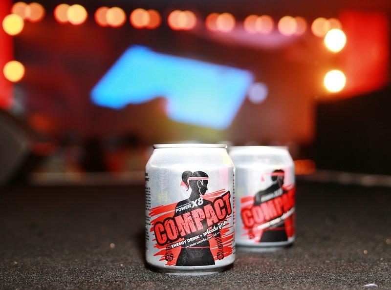 1 lon Compact bao nhiêu calo? Uống Compact có béo không?