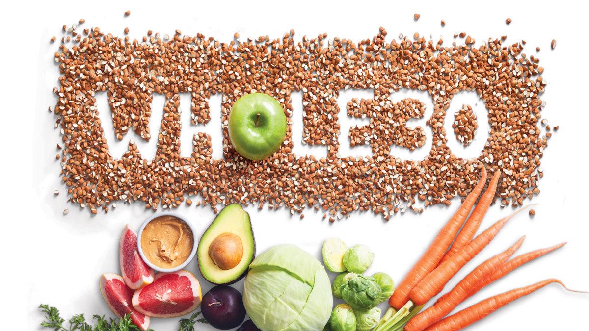 Thực đơn giảm cân trong 1 tháng với chế độ ăn kiêng Whole30