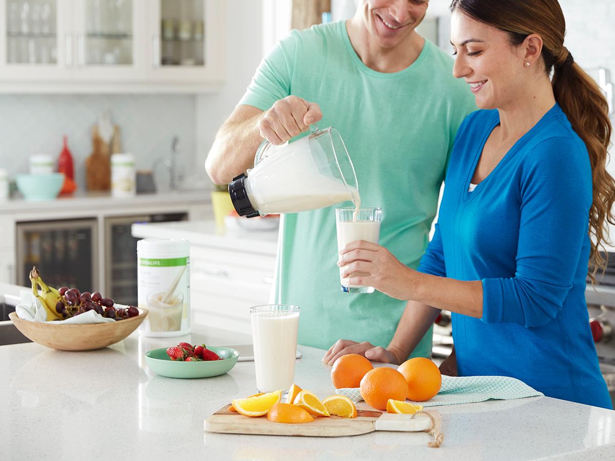 Thực đơn ăn giảm cân với Herbalife là gì?